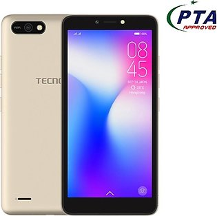 Tecno POP 2F 16GB 1GB RAM Dual Sim Gold