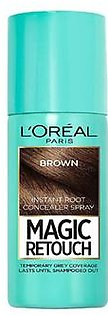 L'Oreal Paris Magic Retouch Instant Root Touch Up Hair Color Spray Brown 75ml