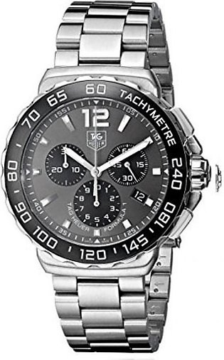 TAG Heuer Formula 1 Men's Watch Silver (CAU1115BA0858)