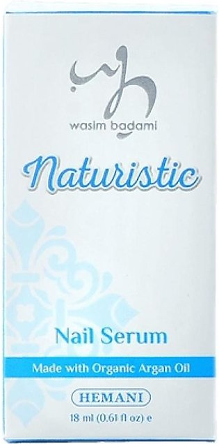 WB By Hemani Naturistic Nail Serum 18ml