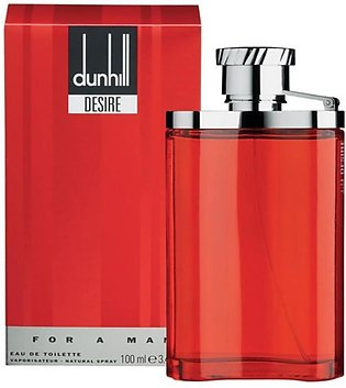 Dunhill Desire Red Eau De Toilette For Men 100ml