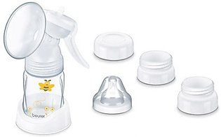 Beurer Manual Breast Pump (BY-15)