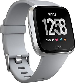 Fitbit Versa Smart Watch Gray