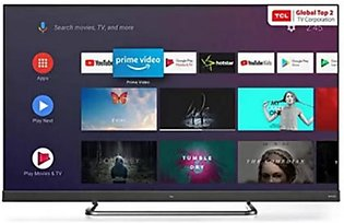 "TCL 65"" 4K UHD Smart LED TV (L65C8US)"