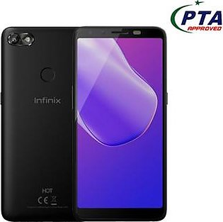 Infinix Hot 6 16GB Dual Sim Black (X606)