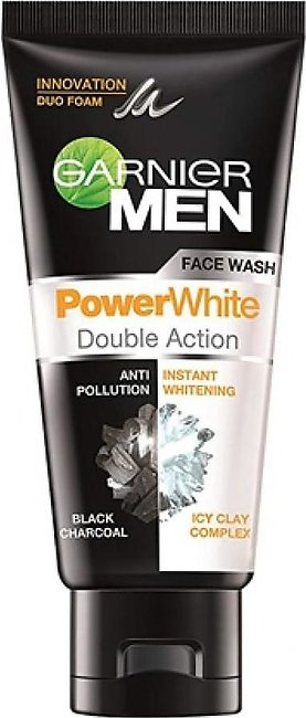 Garnier Power White Face Wash For Men 50g