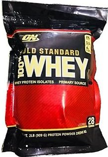 ON Optimum Nutrition Gold Standard Whey Protein Isolates 2lbs