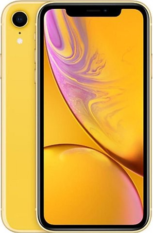 Apple iPhone XR 128GB Yellow - Non PTA Compliant