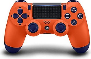 Sony Dual Shock 4 Wireless Controller For PS4 - Sunset Orange
