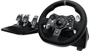 Logitech Driving Force Racing Wheel for Xbox One and PC (G920)
