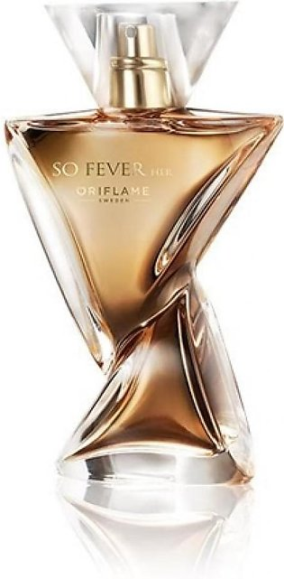 Oriflame So Fever Her Eau de Parfum For Women 50ml (31099)