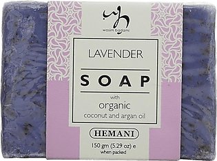 WB By Hemani Lavender Organic Soap 150gm