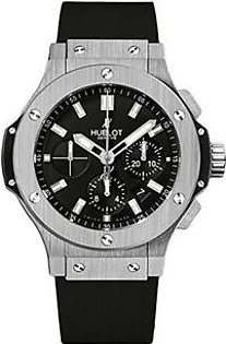 Hublot Big Bang Chronograph Men's Watch Black (301-SX-1170-RX)