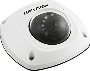 Hikvision 3MP HD PoE Dome Camera with 2.8mm Lens (DS-2CD2532F)