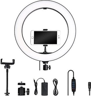 Muzamil Store 36cm Studio Led Ring Light