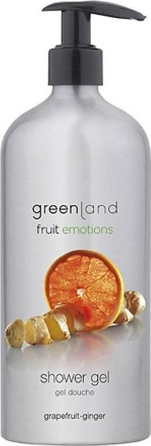 Greenland Bodycare Fruit Emotions Shower Gel Grapefruit Ginger 600ml