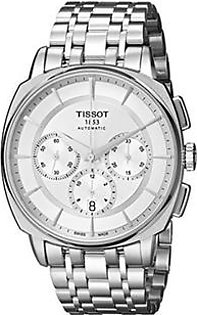 Tissot T-Lord Men's Watch Silver (T0595271103100)