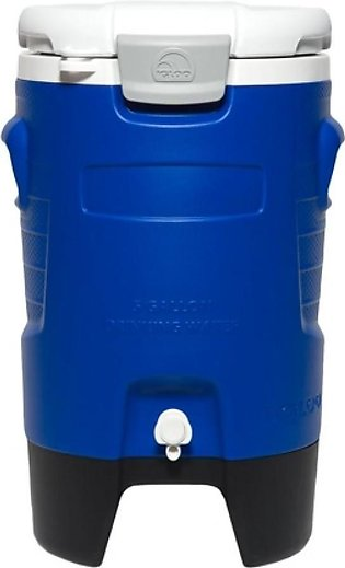 Igloo Sport 5 Gallon Roller Water Cooler Blue (42115)