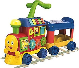 Winfun 803 Walker Ride On Learning Train (PX-10121)