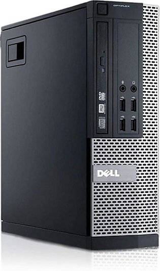 Dell OptiPlex 790 SFF Core i3 2nd Gen 4GB 1TB Desktop PC With Mouse & Keyboard