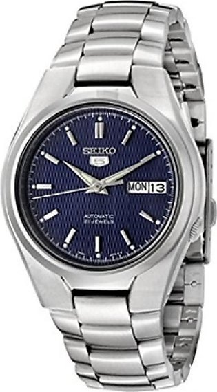Seiko 5 Men's Watch Silver (SNK603)