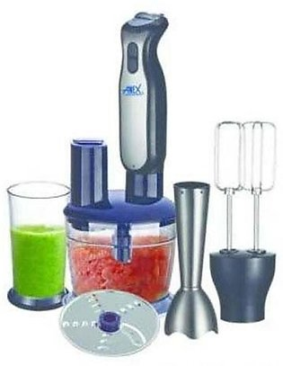 Anex Hand Blender with Egg Beater (AG-130)