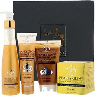 WB By Hemani Gold Care Facial Kit
