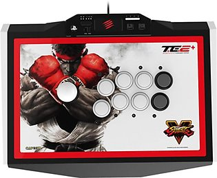 Mad Catz Street Fighter V Arcade FightStick TE2+ For PS4 & PS3