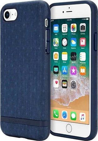 Incipio Zachary Prell X Bowery Textured Navy Case For iPhone 8