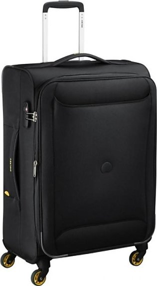 "Delsey Chartreuse 4W 67"" Trolley Cabin Medium Black (367381100)"
