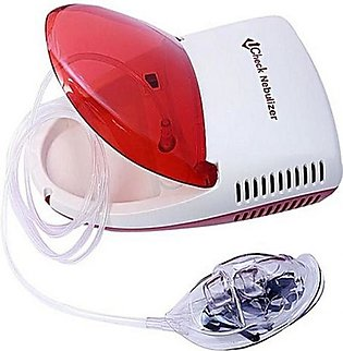 Ucheck Nebulizer Red