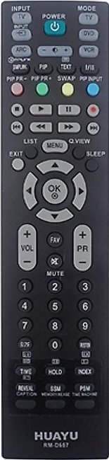SubKuch Universal Remote Control For LG LED TV (B A2, P 3)
