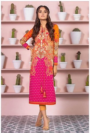 Al Karam Spring Summer Collection 2020 2 Piece (SS-26-20-Pink)