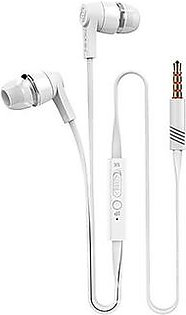Ronin Echo 3D Sound In-Ear Earphones White (R-4)