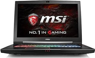 "MSI GT73VR Titan Pro-866 17.3"" Core i7 7th Gen GeForce GTX 1080 Gaming Notebook"