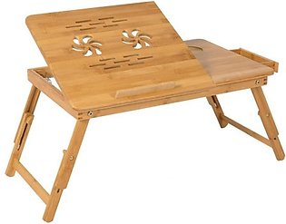 Kabir Store Wooden Laptop Table With Study Table