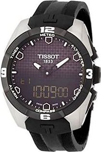 Tissot T-Touch Men's Watch Black (T0914204705100)