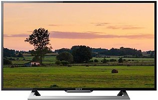 "Sony Bravia 40"" Smart Full HD LED TV (KLV-40W652D)"