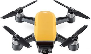 DJI Spark Quadcopter Sunrise Yellow
