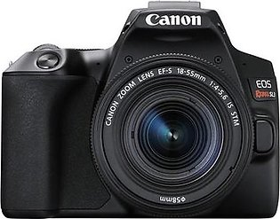 Canon EOS 200D Mark II DSLR Camera with 18-55mm IS STM Lens