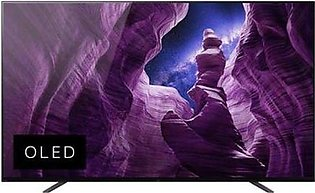 """Sony Bravia 65"""" Inch OLED 4K Android TV (KS-65A8H)"""
