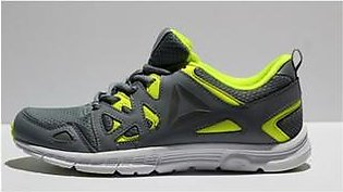 Reebok Sports Shoes For Men Grey/Yellow (RB-3001)