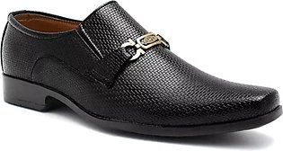 Servis Ndure Formal Shoes For Men Black (ND-MT-0001)