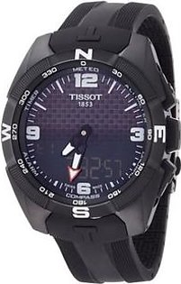 Tissot T-Touch Men's Watch Black (T0914204705701)