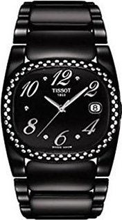 Tissot T-Moments Women's Watch Black (T0093101105702)