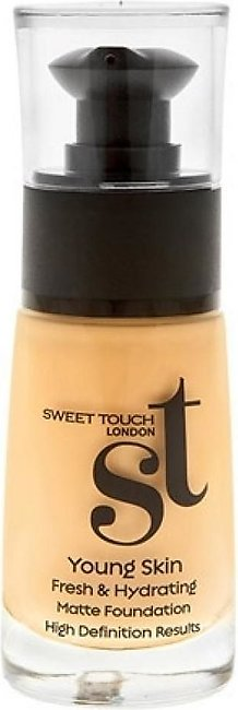 Sweet Touch Youthfull Young Skin Foundation (YS 02)