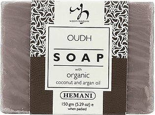 WB By Hemani Oudh Organic Soap 150gm