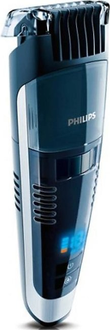 Philips Pro Stubble Trimmer and Comb with Turbo Vacuum (QT4090/32)