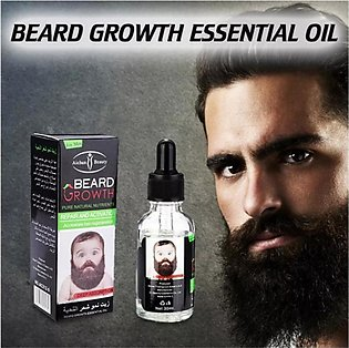 Daily Deals Natural Beard Oil For Mustache Growth And Hair Loss Treatment