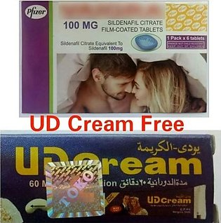 Online Butt Pfizer Viagra Tablet with UD Cream